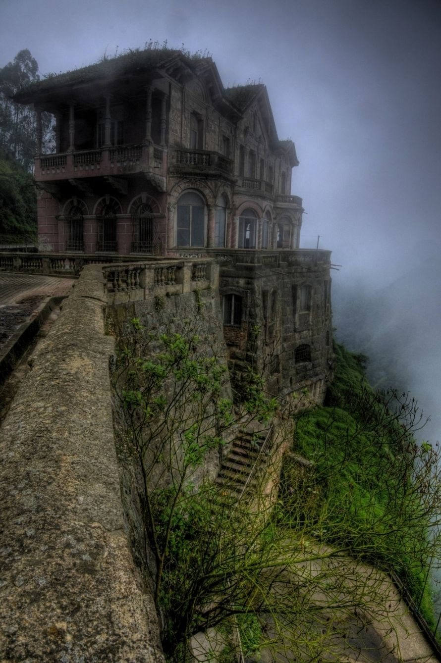 Hotel del Salto (Colombia)