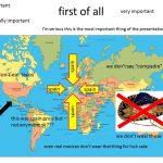 "Mapa Mundi ""Where is Spain"""