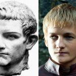 Parecidos razonables – Calígula y Joffrey Baratheon