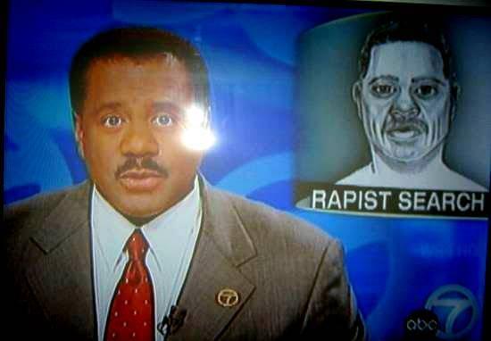 Se busca acusado de violación