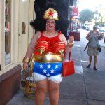 Cosplay fail – Wonder Woman