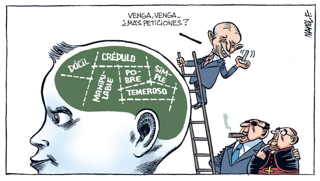 lomce making of wert venga venga mas peticiones manel fontdevila