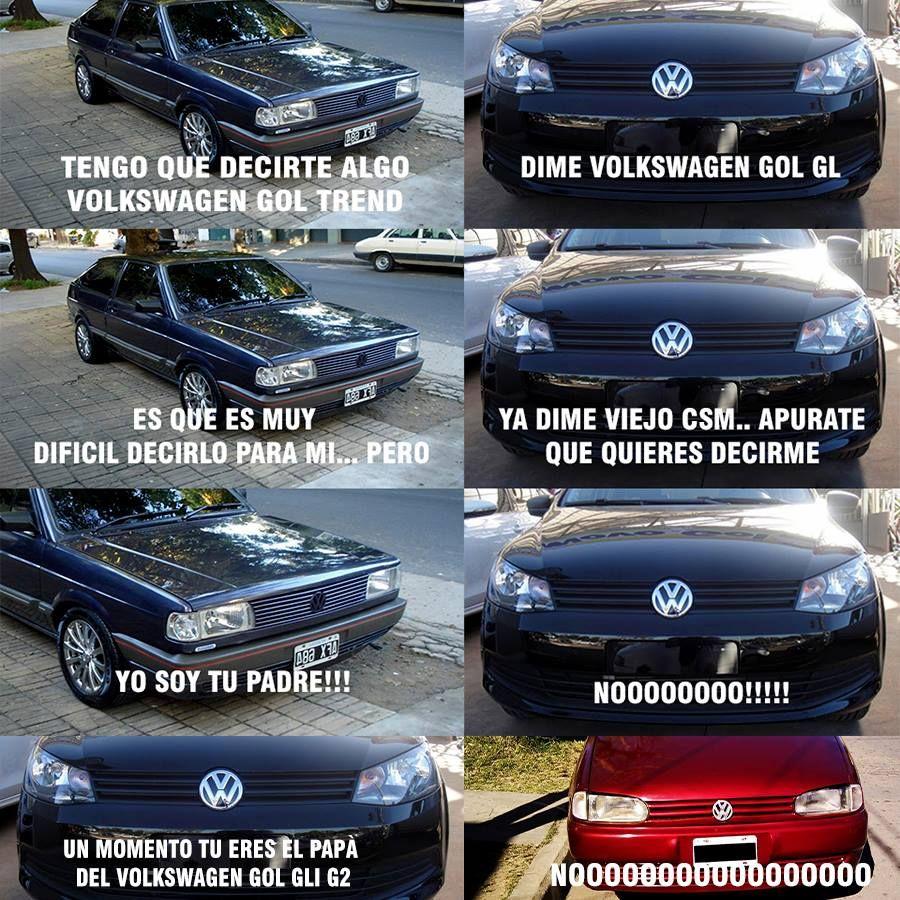 Conversación entre Volkswagen Gol Trend con Volkswagen Gol Gl