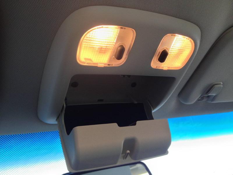 Cosas que parecen caras - Compartimento del coche temeroso