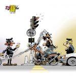 No es país para Harleys