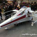 Réplica caza T-65 (Star Wars)