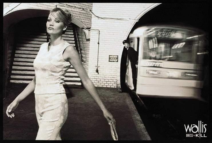 anuncio wallis dress for kill metro