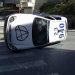 Así son las huelgas en Grecia