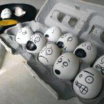 Huevos en el corredor de la muerte