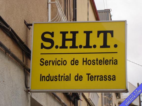 servicio de hosteleria shit