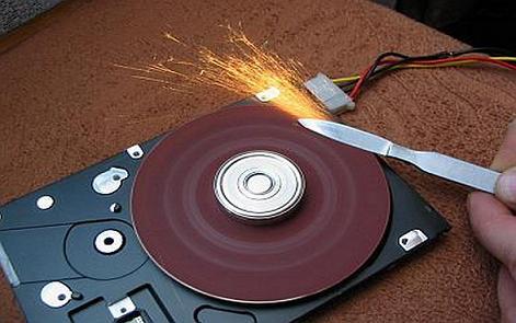 Nuevas utilidades para los discos duros viejos