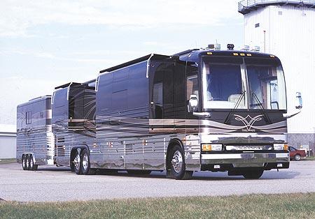 autobus caravana