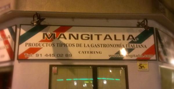 Mangitalia - Productos típicos de la gastronomía italiana