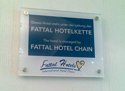 Si quieres pasar unas vacaciones fatales, alójate en Fattal Hotels