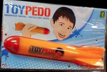 Juguete Toy Pedo