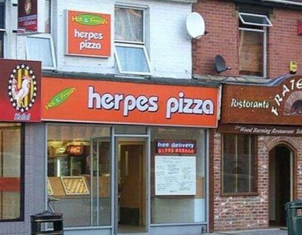 pizzeria herpes pizza