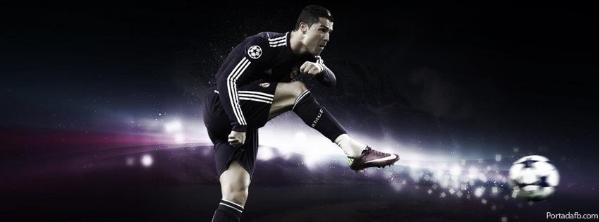 Portada Facebook - Cristiano Ronaldo