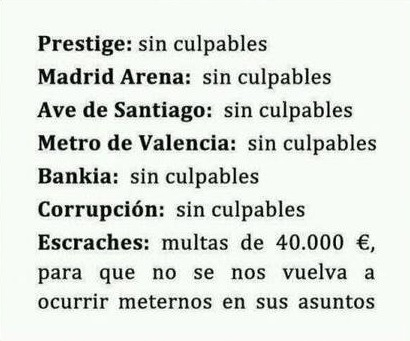 Así funciona la justicia en España