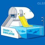 Glennz – Simulador de accidente aéreo