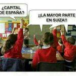¿Capital de España?