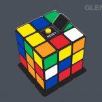 Así sería mucho más fácil resolver el cubo de rubik