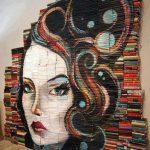 Arte con libros
