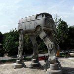 Furgoneta Star Wars