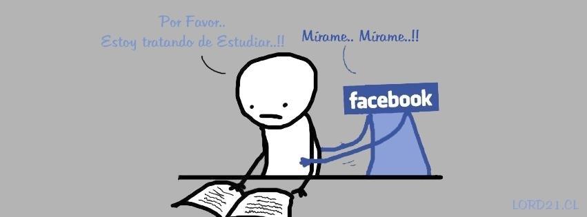 portada facebook - por favor estoy tratando de estudiar