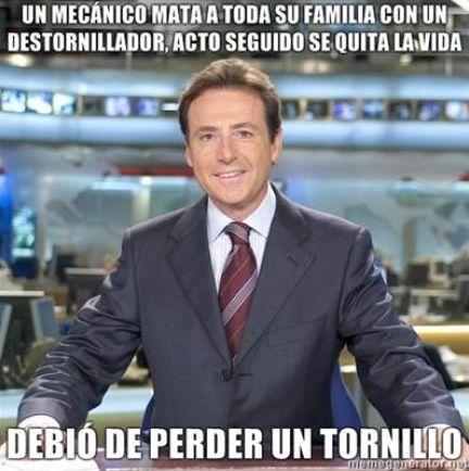 Matías Prats: Mecánico mata a su familia con un destornillador y luego se quita la vida...