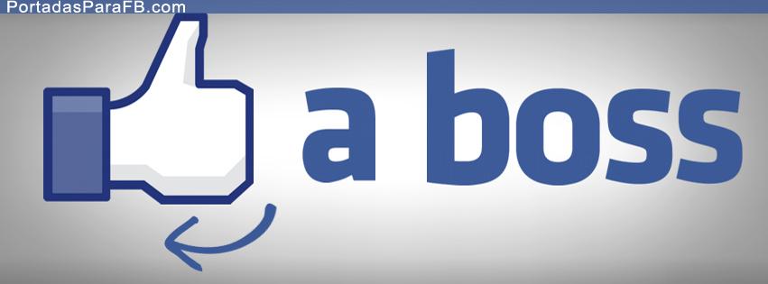 portada facebook - like a boss