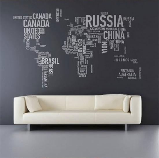 mapa original con nombres de paises