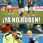 Ya no roben – Ya no, Robben
