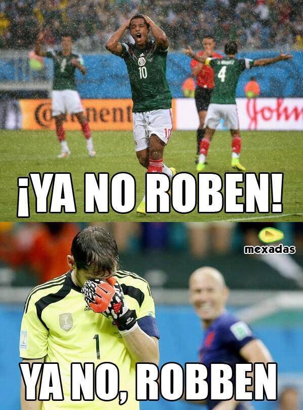 ya no roben - ya no, robben