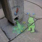 Arte Urbano – Manantial de Primavera