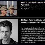 Respuesta de Santiago Auserón (Juan Perro) a Rajoy, sobre sus palabras en Afganistán