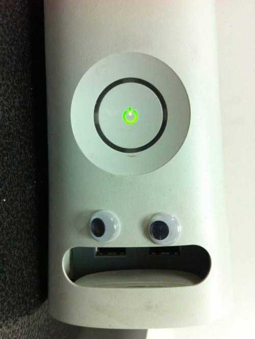 ¡Por Dios, no aprietes el botón!