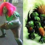 Espectacular cosplay de Bianka (Street Fighter)