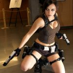 Cosplay Lara Croft (Illyne)