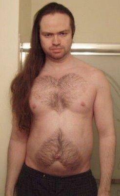 El último grito en depilación masculina
