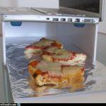 Inventos para geeks: aprovechando el portátil para mantener la comida caliente