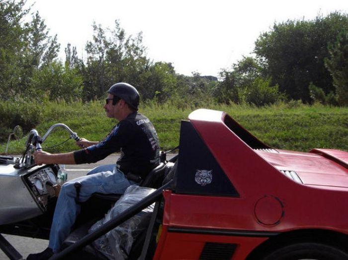 moto coche wtf