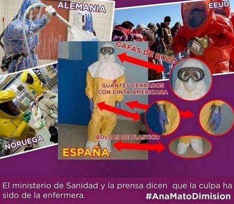 Ébola en España: ¿De quién fue realmente la culpa?