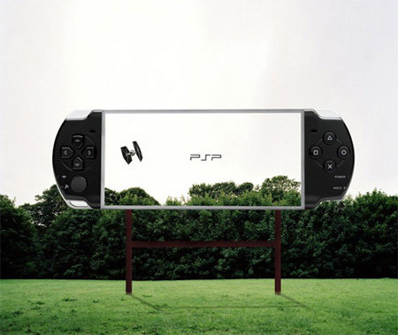 Anuncio PSP original