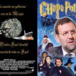 Chapa Potter y la piedra fuel-fosal