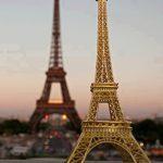 "Torre Eiffel ""sombreada"""