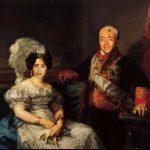 Paco Porras y Tamara: retrato clásico