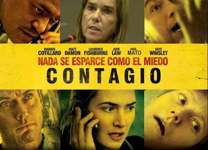Contagio featuring Ana Mato