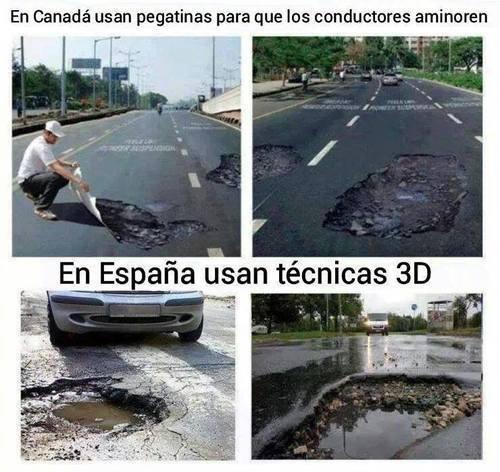 Políticas urbanisticas para que haya menos accidentes: Canadá vs España