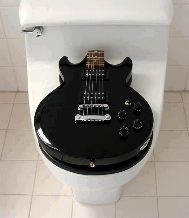 Water guitarra eléctrica