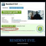 Resident Evil – Ahora sin zombies